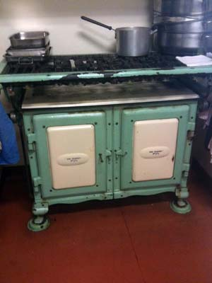 Museum Stove