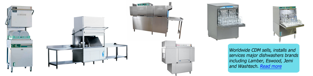 Commercial Dishwasher Sales